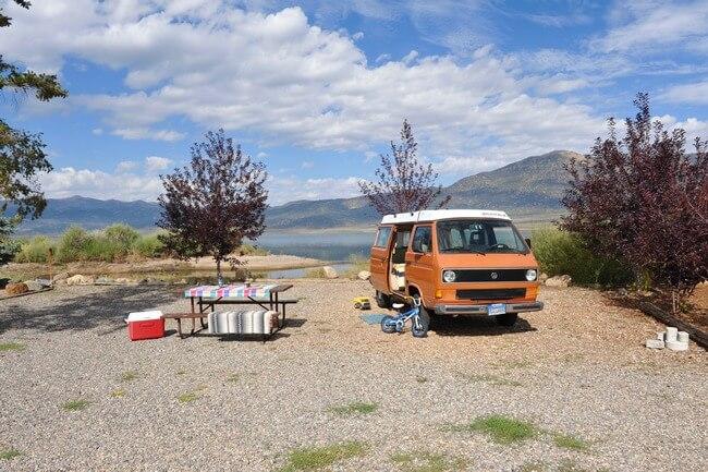 Lakeshore Tent & Van Camping Site
